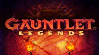 Gauntlet Legends OST - Area 1.1: Mountain Valley