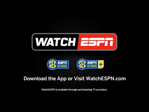 SEC Network & SEC Network + on WatchESPN