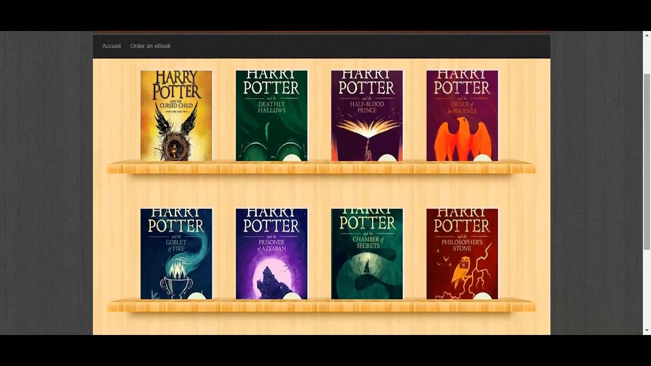 Novel Harry Potter Pdf English