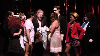 Lyman Auditorium SCSU : The Rocky Horror Show (Act One)