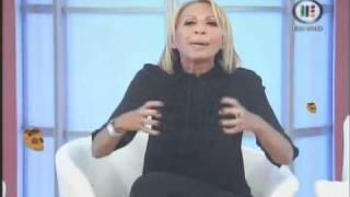 Agarron a la salida de Celia Lora del programa de Laura Bozzo y Laura Bozzo contra Ventaneando