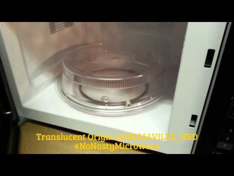 UNBOXING: Nordic Ware Microwave Plate Cover