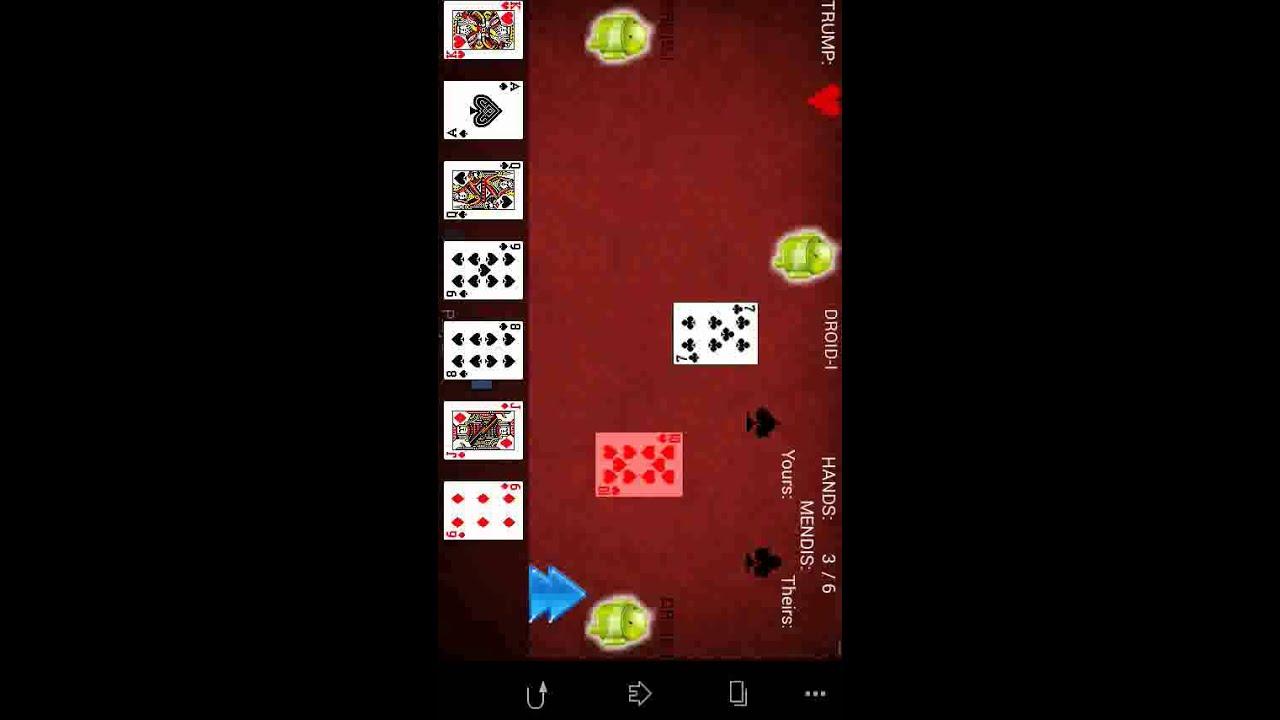mendicot card game free