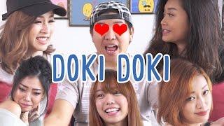 Potato Box: Doki Doki Challenge ft. Beautiful Women
