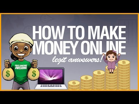 How to Make Money Online: Real Advice and Legit Answers