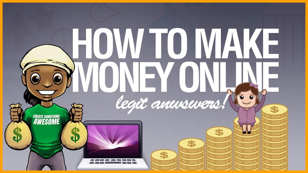 how to legit make money online how to make money online real advice and legit answers 6431