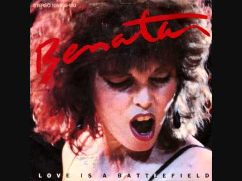 Pat Benatar  Love is a Battlefield LYRICS