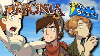 Deponia - Adventure Games Are Dead?