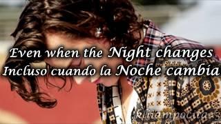 Night Changes - One Direction Letra en Inglés y Español