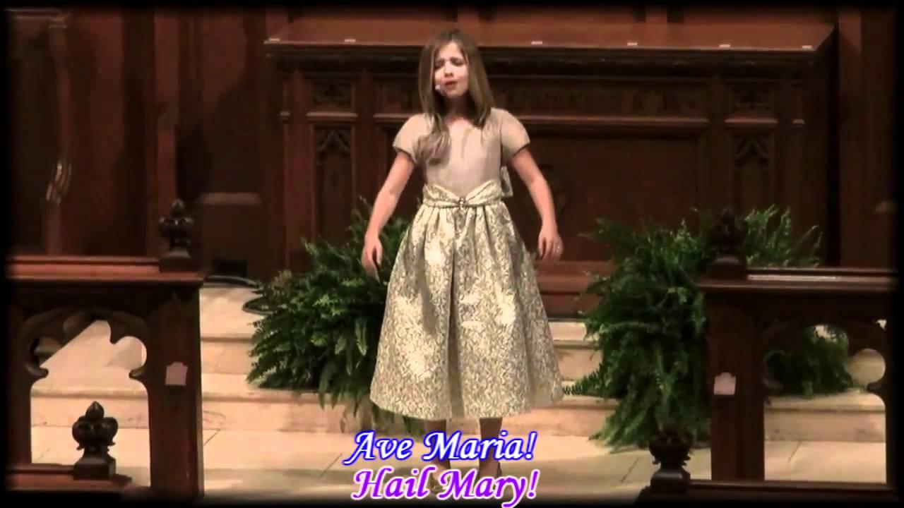 Ave Maria - Bach/Gounod Lyrics wedding church music ...