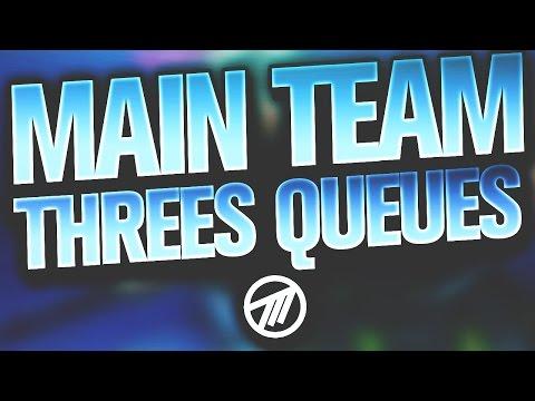 METHOD MAIN TEAM QUEUE SESSION! Cdew, Samiyam & Snutz 3v3 Arena 7.2 Gameplay