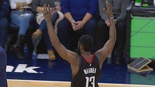 James Harden 49 Pts! Rockets 7 Game Win Streak! 2019-20 NBA Season