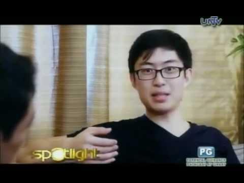 Eric Kim Feature on UNTV's Spotlight in Manila
