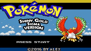 POKEMON ULTRA SHINY GOLD SIGMA 2020