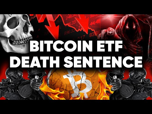 BEWARE of the Bitcoin ETF! It'll Eventually Destroy BTC!!