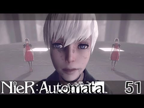 Nier Automata Part 51 - Its All Meaningless