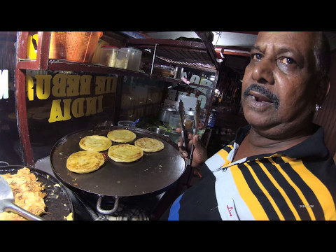 Greater Jakarta Street Food 1374 Part.1 India Murtabak Martabak India Pasar Lama