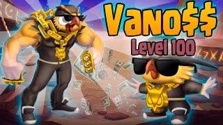 Monster Legends: VANO$$ (Level 1 to 100) + Combat PVP