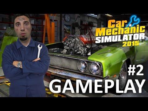 Popravljamo automobil #2 | Car Mechanic Simulator 2015 |