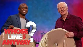 Not As Easy As it Looks - Props | Whose Line Is It Anyway?
