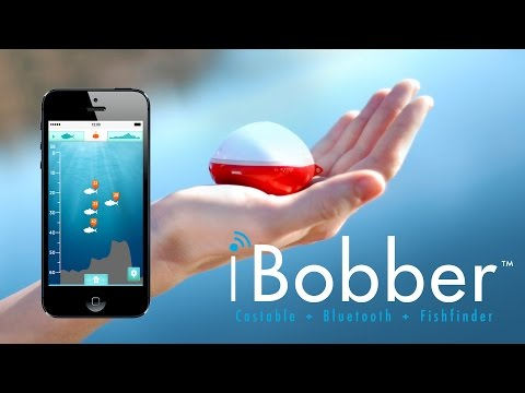vote no on : ibobber sonar fish finder tutorial how to use video, Fish Finder