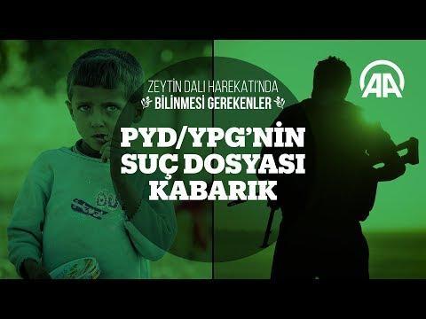 PYD/YPG'nin insanlığa karşı işlediği suçlar