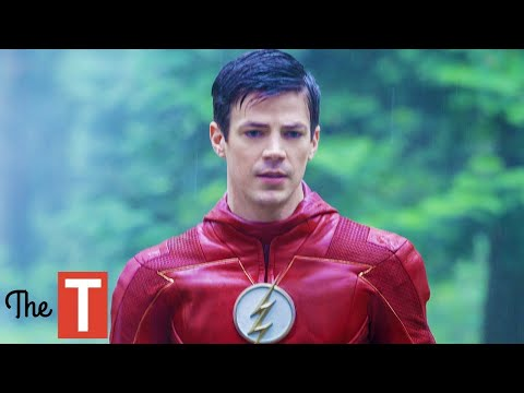 20 Things You Didn't Know About Grant Gustin From The Flash