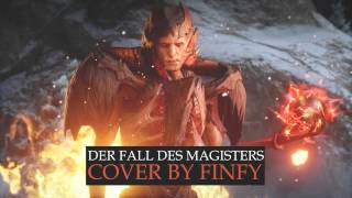 [German Cover] Fall des Magisters - Dragon Age: Inquisition