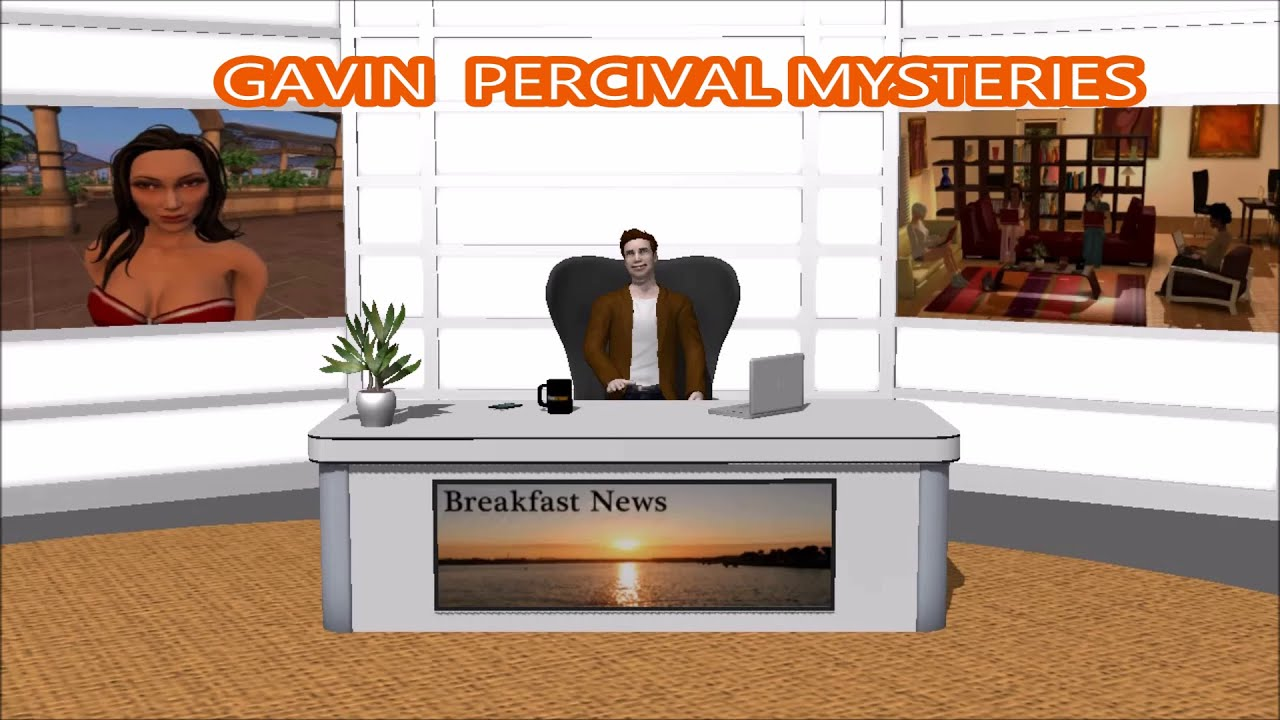Gavin Percival Mysteries: Introducing_Gavin_Percival
