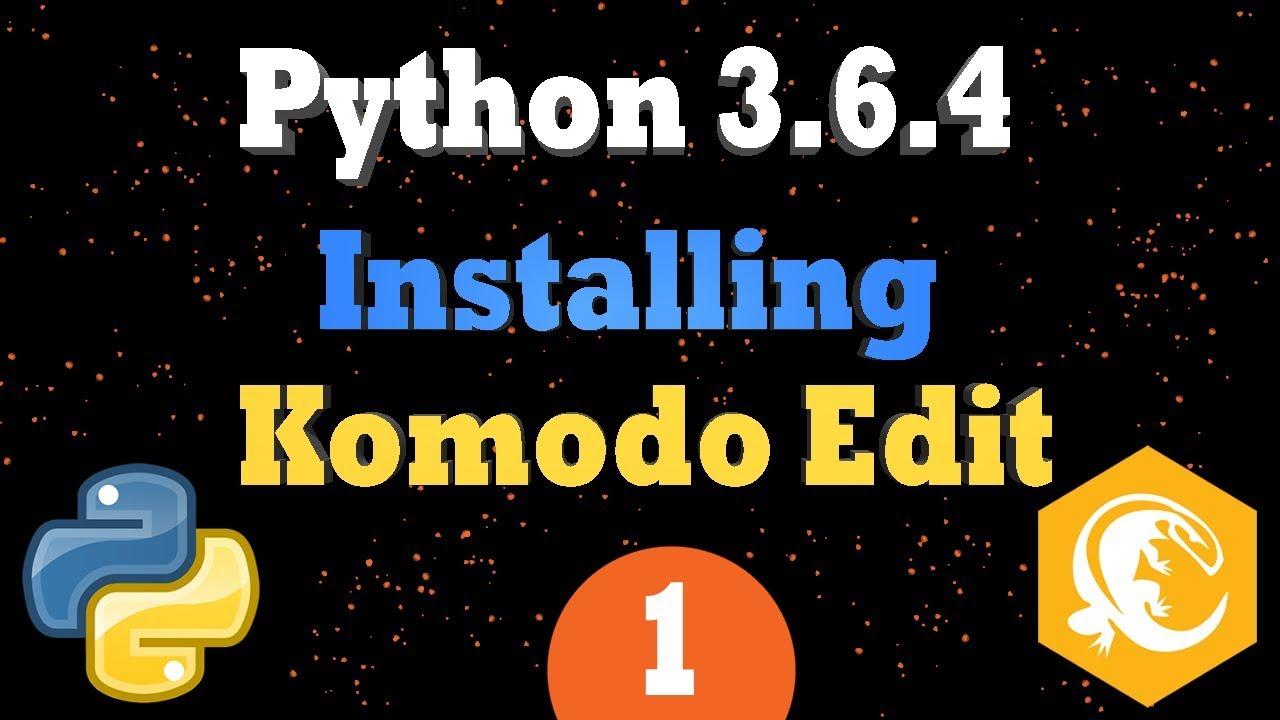How to install komodo edit on ubuntu 18. 04 desktop.