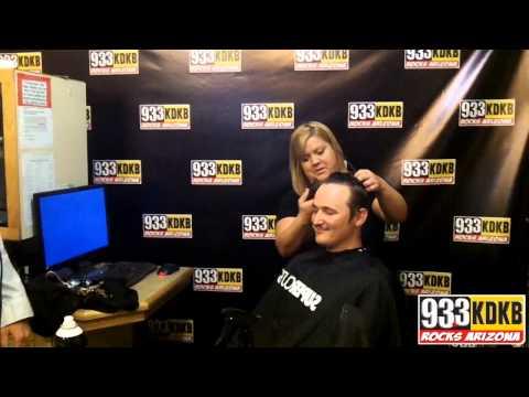Shmonty and Conklin Give Kim Jong Un Haircut