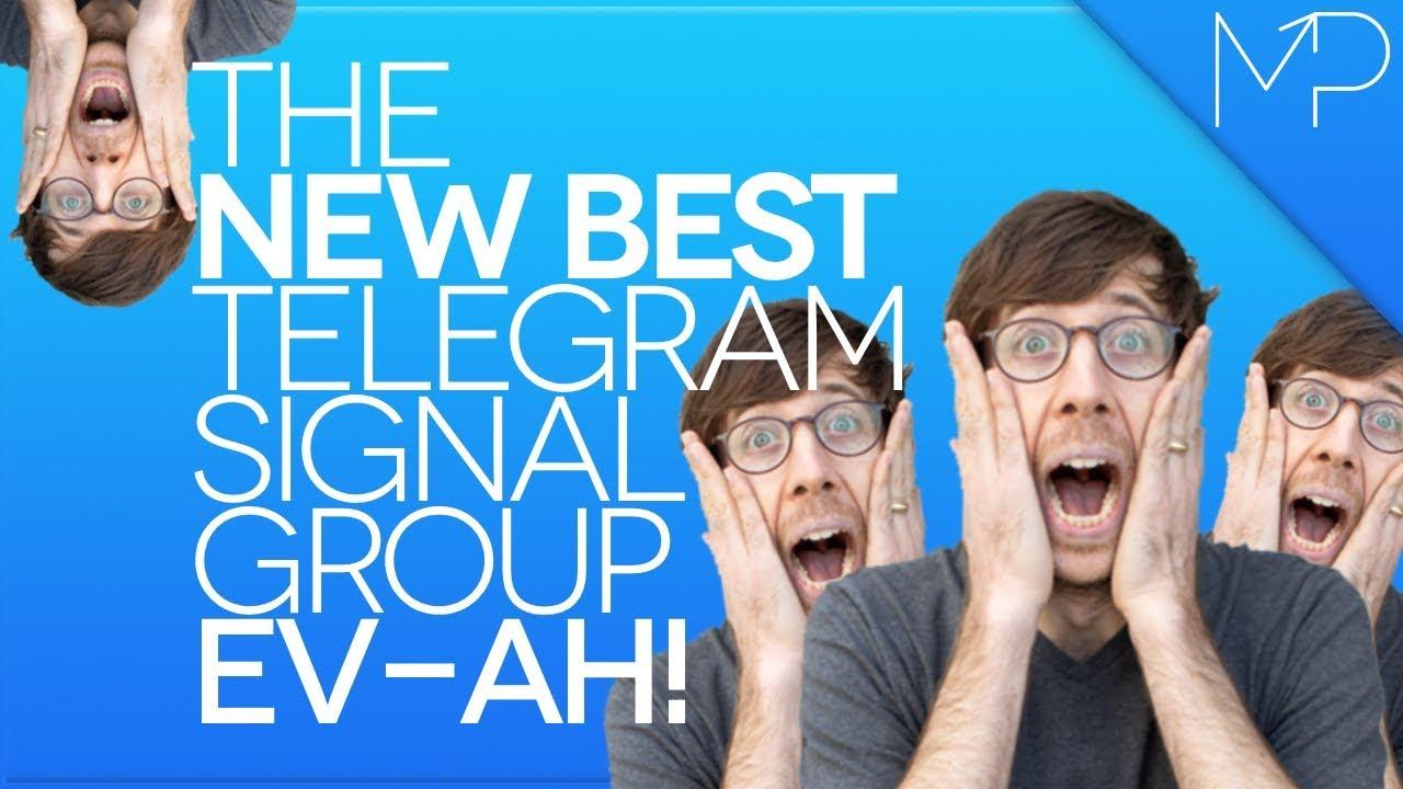 The NEW BEST Telegram Signal Channel! 💯🚀💸😎