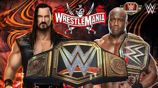 Drew McIntyre vs Bobby Lashley Wreathmaeat 37 Full Match By Gameplay