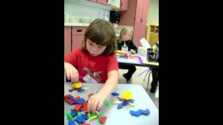 Exploring With Pattern Blocks