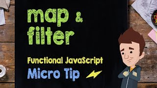 map & filter - Functional JavaScript - Supercharged