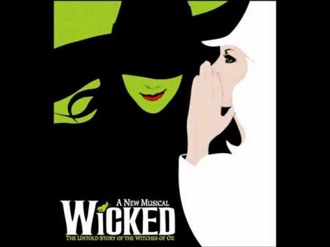 Wicked - I'm Not That Girl Reprise