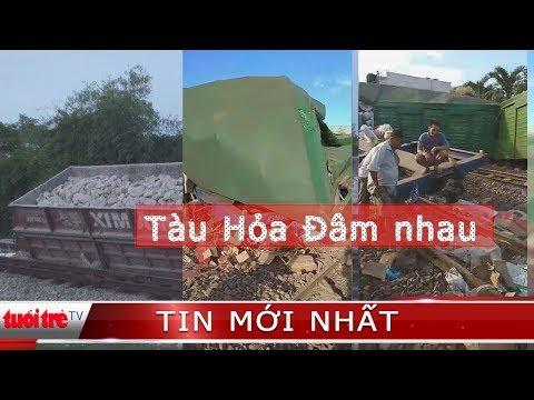 VIDEO | Lại thêm 2 vụ tai nạn đường sắt
