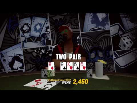 Prominence Poker. Poker Time on PS4