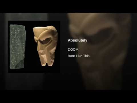 Absolutely (feat. Madlib)