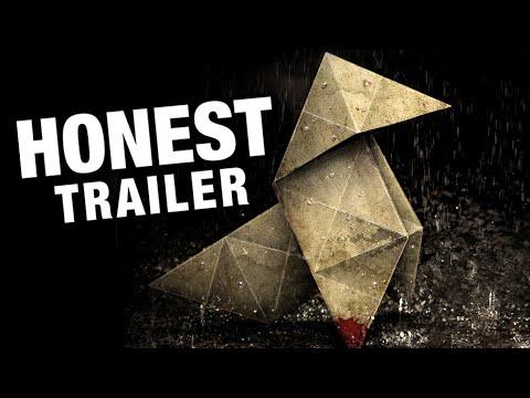 HEAVY RAIN (Honest Game Trailers)