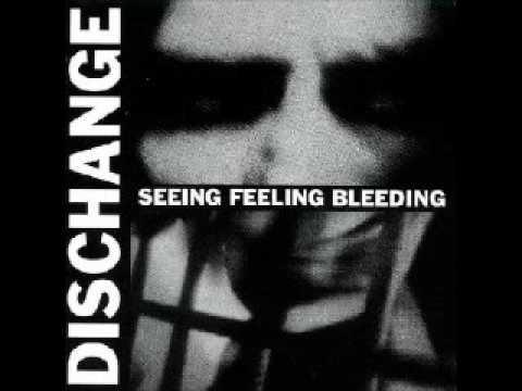 Dischange - Seeing Feeling Bleeding (Full Album) 1993