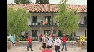 Corrales de Bonza, donde se preparó la estrategia para la Batalla del Pantano de Vargas