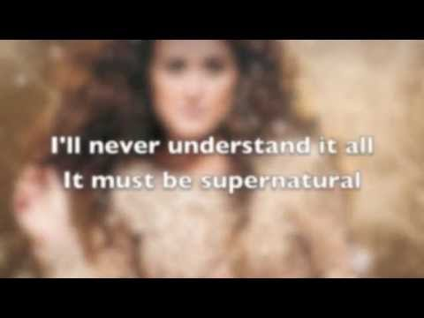 Brit Nicole: AMAZING LIFE lyrics on screen - YouTube