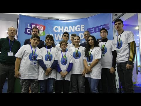 Hour Of Code Event In Yerevan: More Than 150 Schoolchildren Introduced To Basics Of Programming
