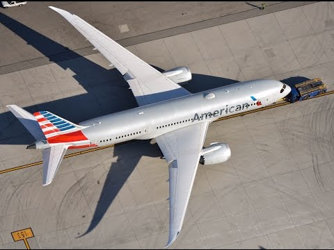 American Airlines & Newton Design