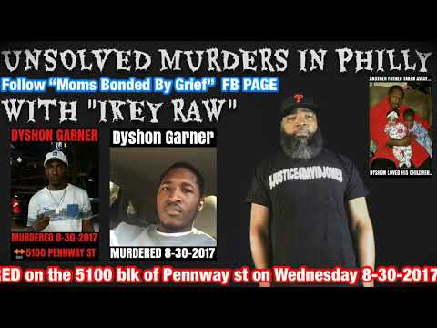 Dyshon Garner Mudered in philly 🔛 8-30-2017