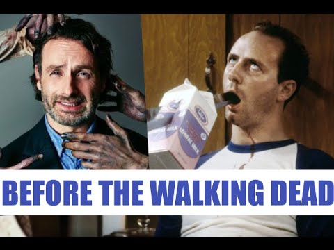 Before The Walking Dead!!!