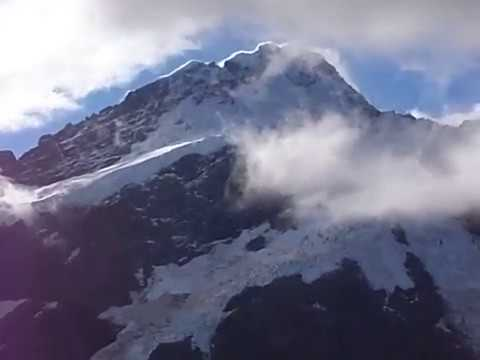 Mueller Hut Route (Aoraki/Mt.cook National Park, New Zealand)