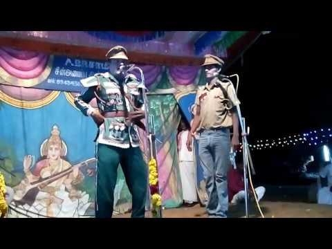 கட்டபொம்மன் நாடகம் SK ராமகிருஷ்ணன்