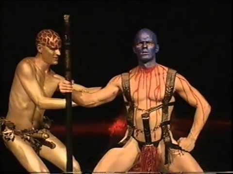 1996: Zen Zen Zo Physical Theatre presents THE CULT OF DIONYSUS